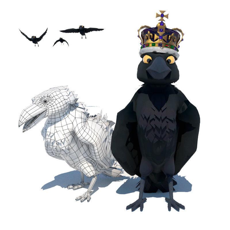 AR ravens models