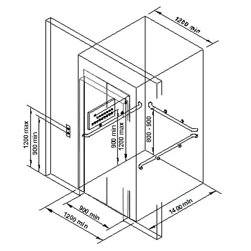 Lift schematic
